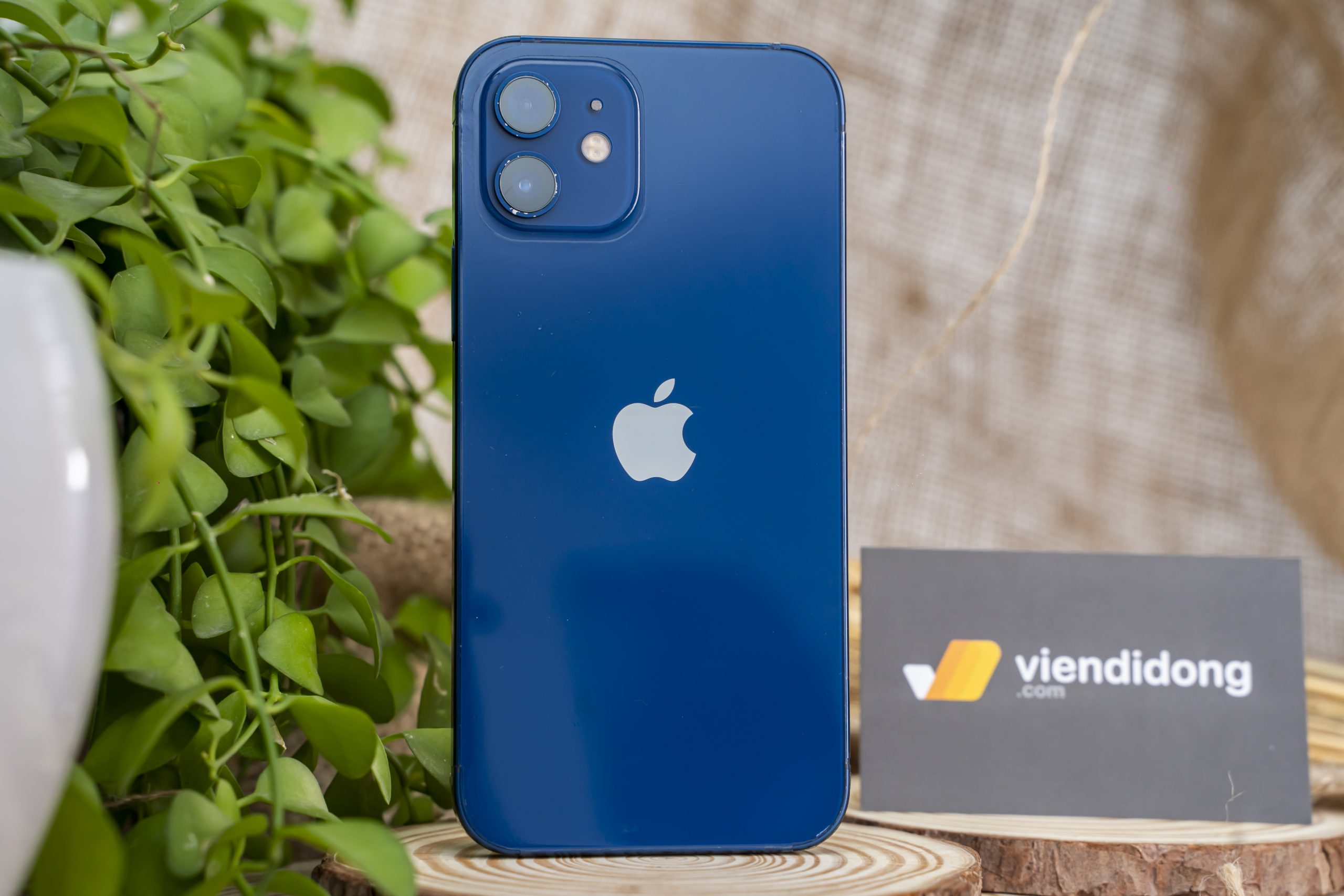 iPhone 12 sẽ được trang bị cụm camera kép phía sau gồm 1 camera góc rộng và 1 camera góc siêu rộng.