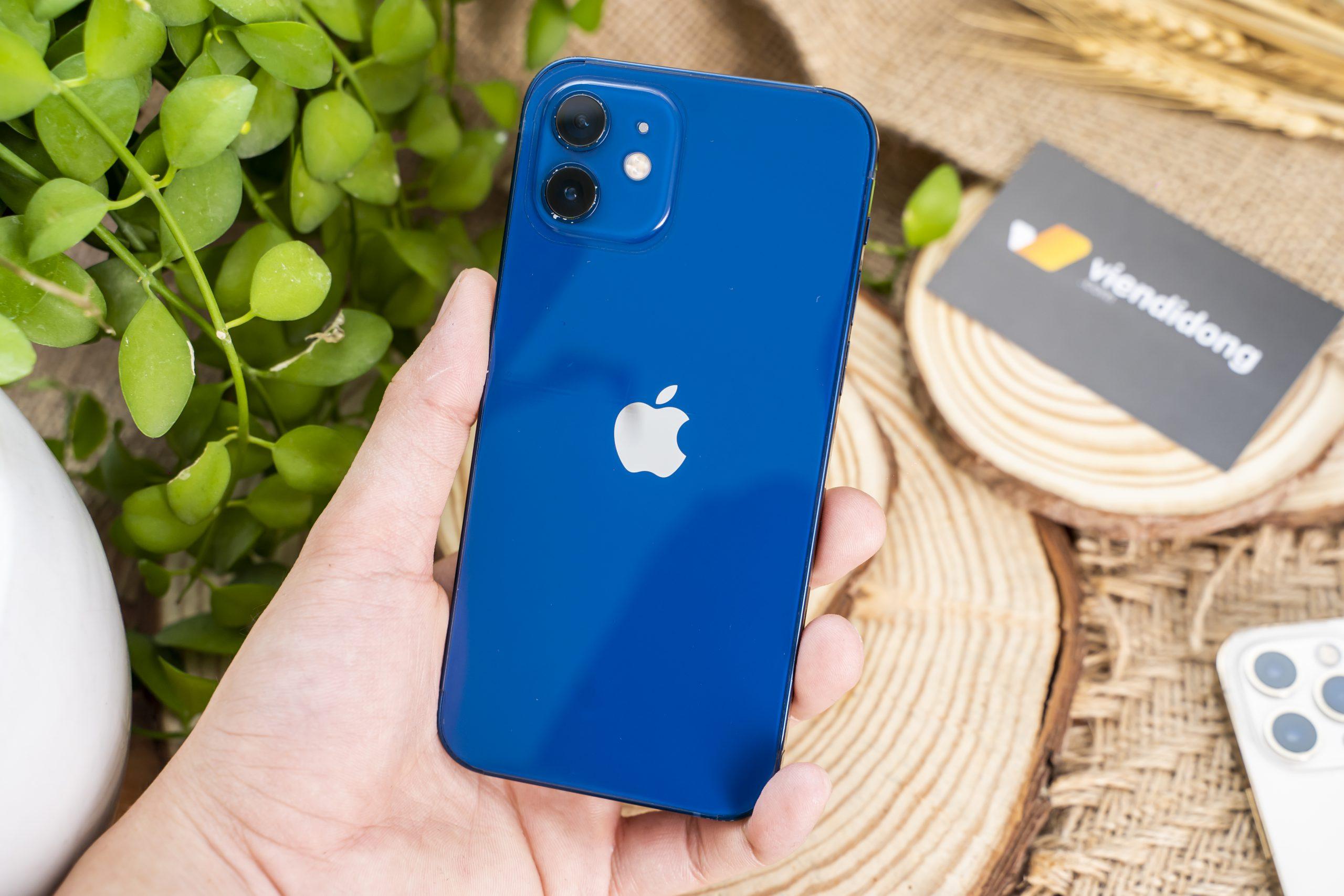 Phone 12 128GB chính hãng được cung cấp sức mạnh bởi con chip A14 Bionic