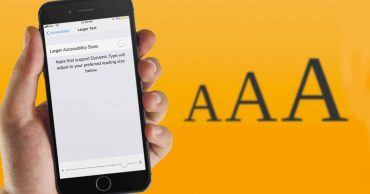 Hướng dẫn thay đổi font chữ trên iPhone đơn giản nhất