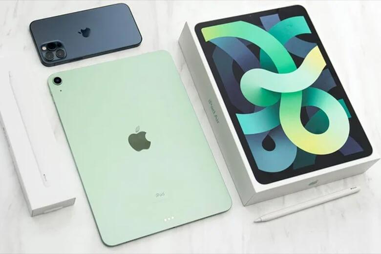 iPad Air 4 bước vào tương lai với USB-C có nghĩa là thiết bị sẽ có tốc độ sạc nhanh hơn và tốc độ truyền tải tốt hơn