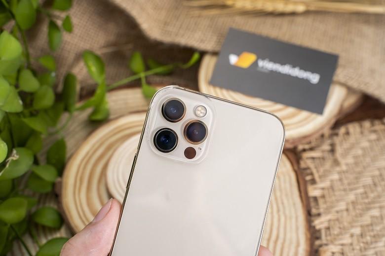 iPhone 12 Pro 256GB Chính hãng (VN/A) camera iphone 12 pro 256gb