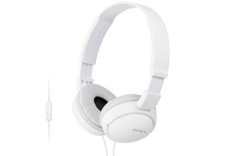 Tiếp theo để nói đến chất âm của dòng tai nghe này, có thể nói tai nghe mang đậm chất Sony từ vốn có từ trước đến nay. Tai nghe có thiết kế màng loa Dynamic 30mm và thanh nam châm mang lại dải Bass rất sâu và ấm.