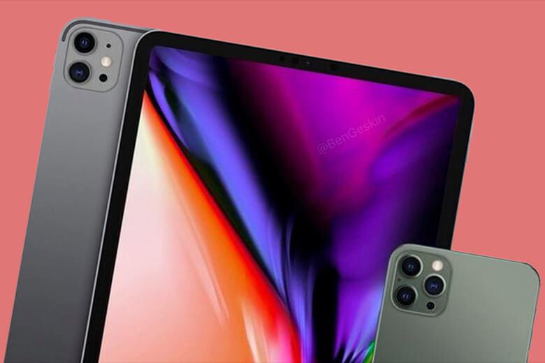 Dòng iPad Pro 2020 được Apple trang bị chipset A12Z Bionic với mô hình không bổ sung quá nhiều tính năng mới vì vốn dĩ chip của iPad Pro 2018 đã rất mạnh