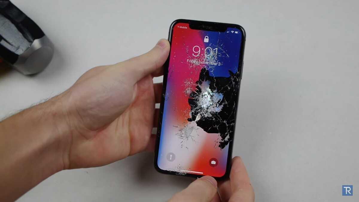 Giá thay màn hình iPhone X zin 100%