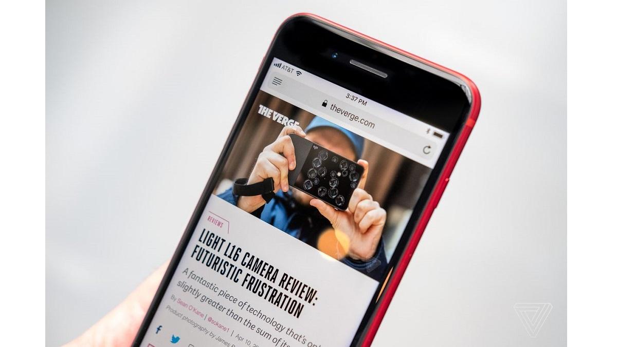 Sửa màn hình iPhone 8 Plus bị sọc 100% thành công