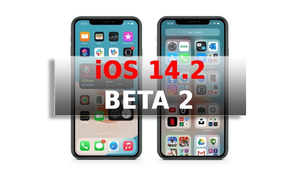 Apple phát hành iOS 14.2 Beta 2: Thêm nhiều Emoji mới rất đáng yêu