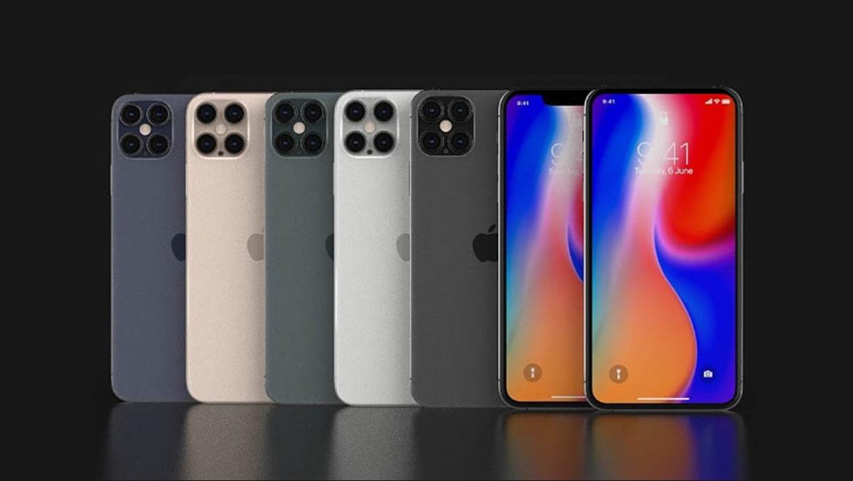 """iPhone 12 series sẽ chính thức ra mắt vào sự kiện """"Hi, Speed"""" ngày 13/10 chúng ta cùng xem lại một số thông tin rò rỉ trước đây về cấu hình, giá bán, dung lượng và màu sắc nhé!"""