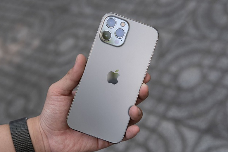 Thiết kế iPhone 12 Pro Max 256GB (VN/A) sang trọng, đẳng cấp