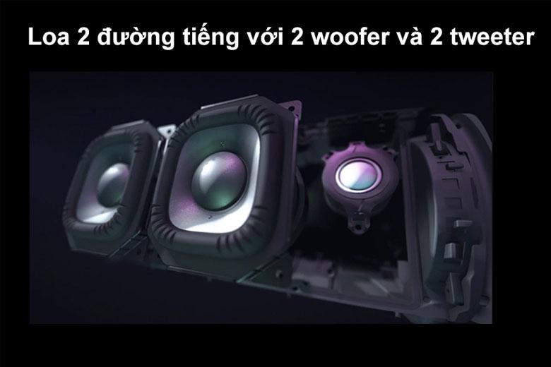 Loa Bluetooth Sony SRS-XB43 chính hãng giá rẻ