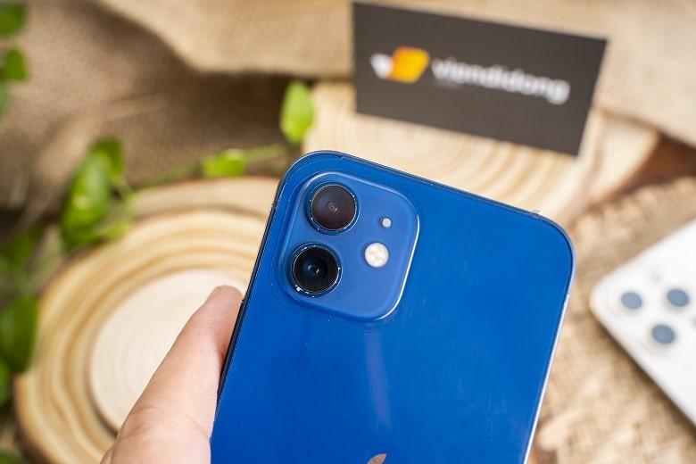 iPhone 12 mini 64GB Chính hãng (2 SIM) camera iphone12mini viendidong