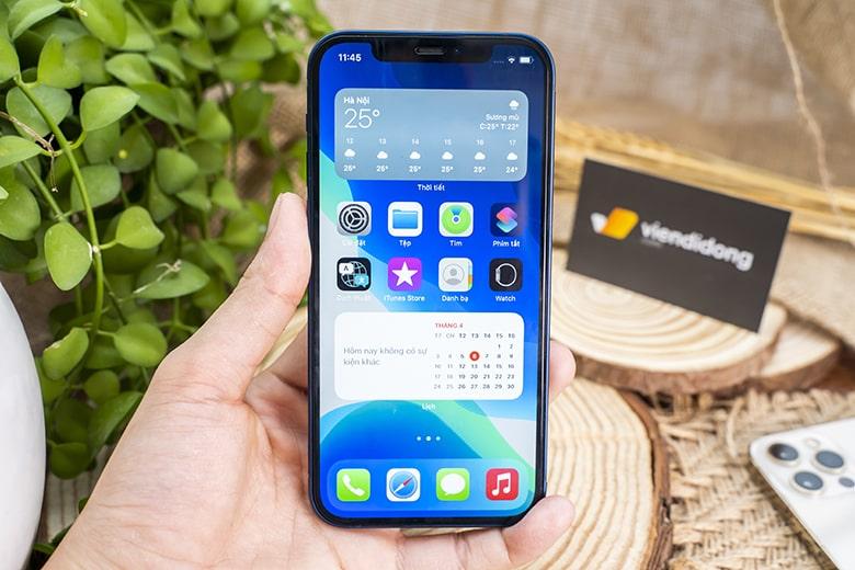 iPhone 12 mini 256GB Chính hãng iphone 12 mini 256gb hinh anh