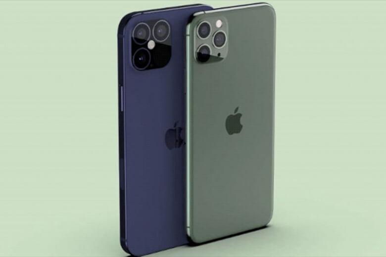 iPhone 12 Pro có viên pin đạt mức 2,815 mAh, nhỏ hơn một chút so với viên pin 3.969mAh của iPhone 11 Pro Max.