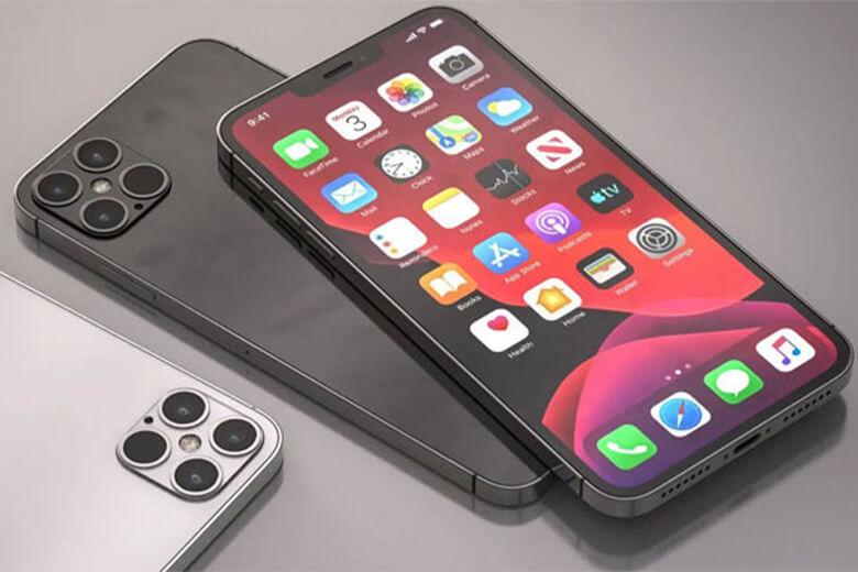 iPhone 12 là thiết kế phẳng bo góc vuông thay vì góc tròn bầu như các dòng máy tiền nhiệm gần đây của Apple. Với thiết kế vuông nhìn cứng cáp nhưng vẫn đảm bảo được sự nhỏ gọn và nhẹ, cầm trên tay rất thoải mái và chắc chắn được chế tác từ thép không gỉ với hai mặt trước sau được phủ kính cường lực Ceramic Shield.