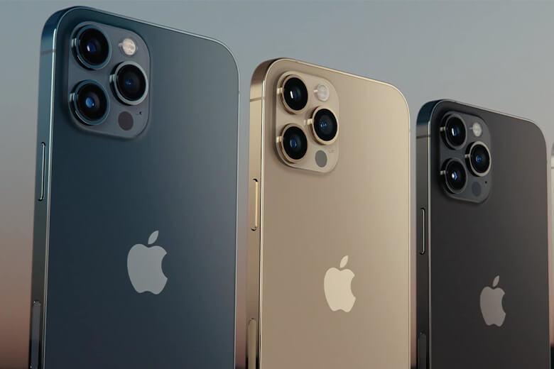 iPhone 12 Pro 128GB được Apple 'hồi sinh' trở lại thiết kế mặt phẳng có 4 cạnh góc vuông vức như 2 'người anh' đi trước của chúng, iPhone 4 và 5. Ngoài ra, phần notch tai thỏ trên màn hình vẫn được giữ nguyên,nhưng máy sẽ có viền mỏng hơn.