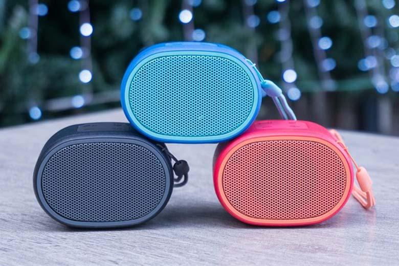 Loa Bluetooth Sony SRS-XB01 sở hữu thiết kế nhỏ gọn, phù hợp với giới trẻ