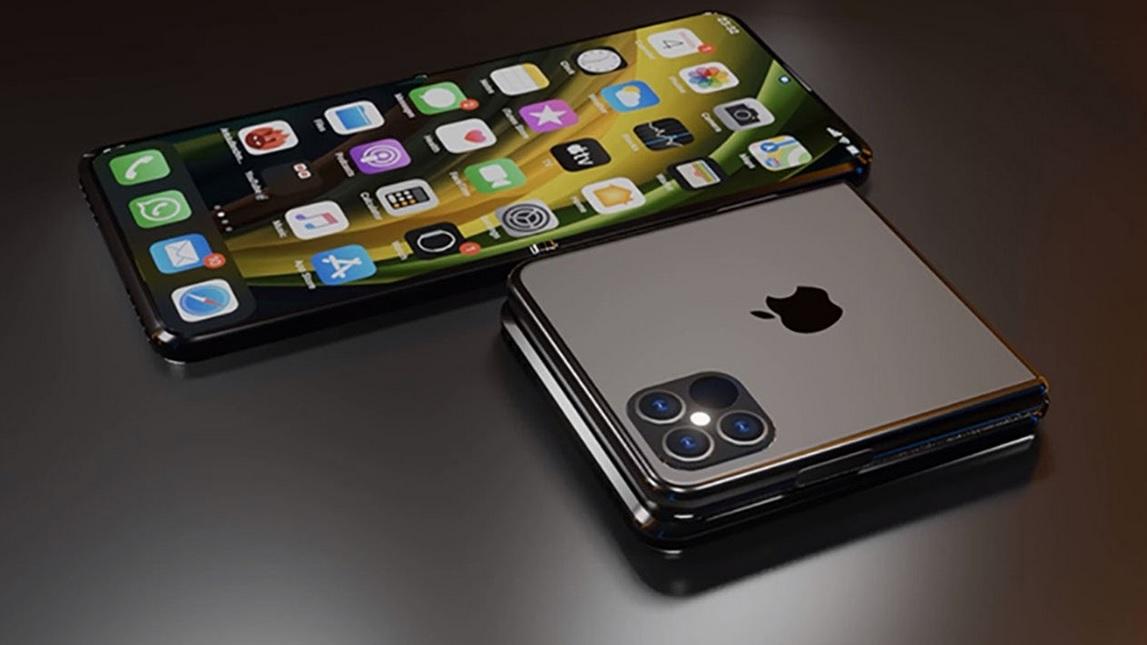 iPhone gập – Flip khiến thế giới tạm quên iPhone 13