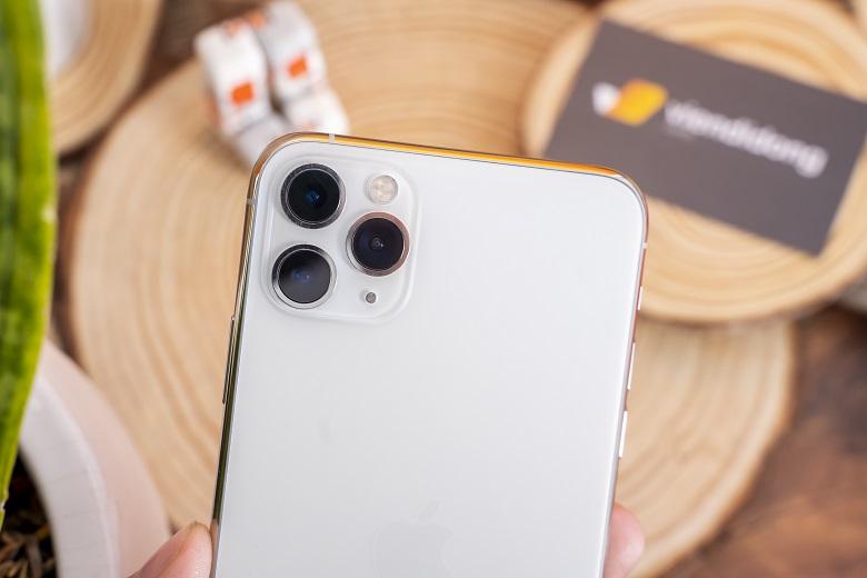iPhone 11 Pro 256GB (KH/A) Cũ Chính Hãng có thiết kế sang trọng