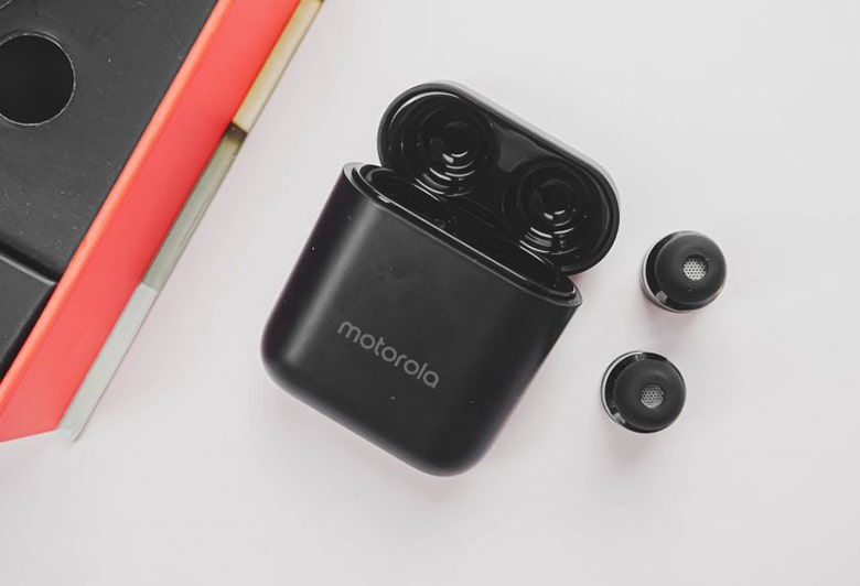 Tai nghe Bluetooth Motorola Vervebuds 110 motorola vervebuds 110