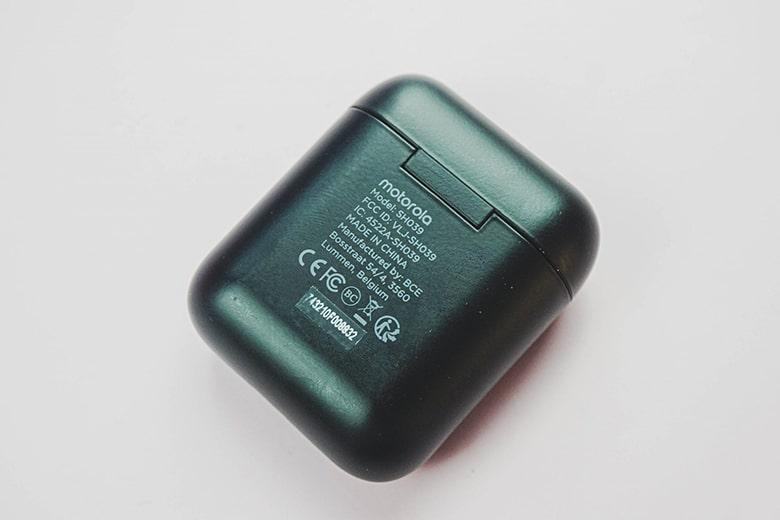 Tai nghe Bluetooth Motorola Vervebuds 110 tai nghe motorola vervebuds 110