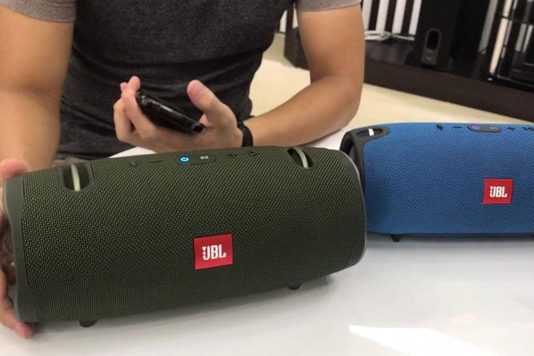 Công suất nghe nhạc được nâng cấp lên 50W