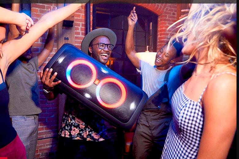 Loa Bluetooth JBL PartyBox 100 chính hãng