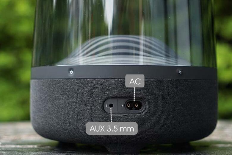 Loa Bluetooth Harman Kardon Aura Studio 3 được hỗ trợ để có thể kết nối Bluetooth 4.2 nhanh chóng, không bị lag hay ngắt quãng trong quá trình sử dụng.