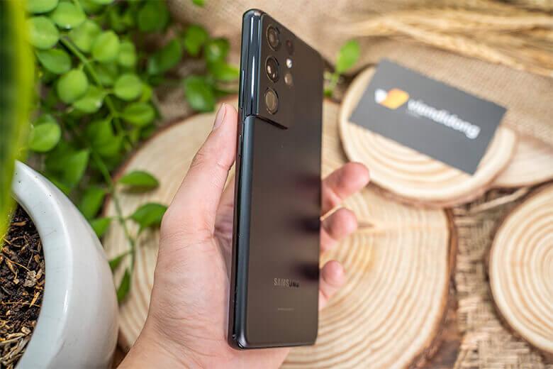 Samsung Galaxy S21 Ultra 5G hỗ trợ kết nối 5G và tương thích hoàn hảo với mạng 5G của các nhà mạng tại Việt Nam.