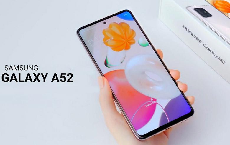 Samsung Galaxy A52 (8GB|128GB) samsung galaxy a52 cau hinh
