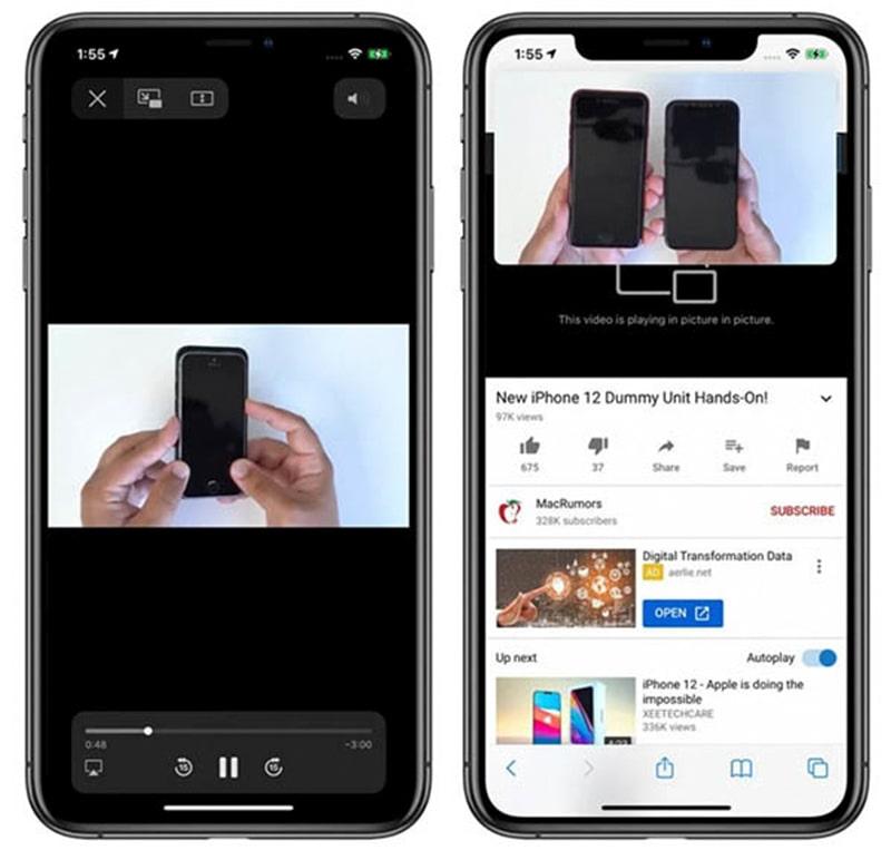 Cách sử dụng tính năng Picture-in-Picture trên iPhone dễ dàng