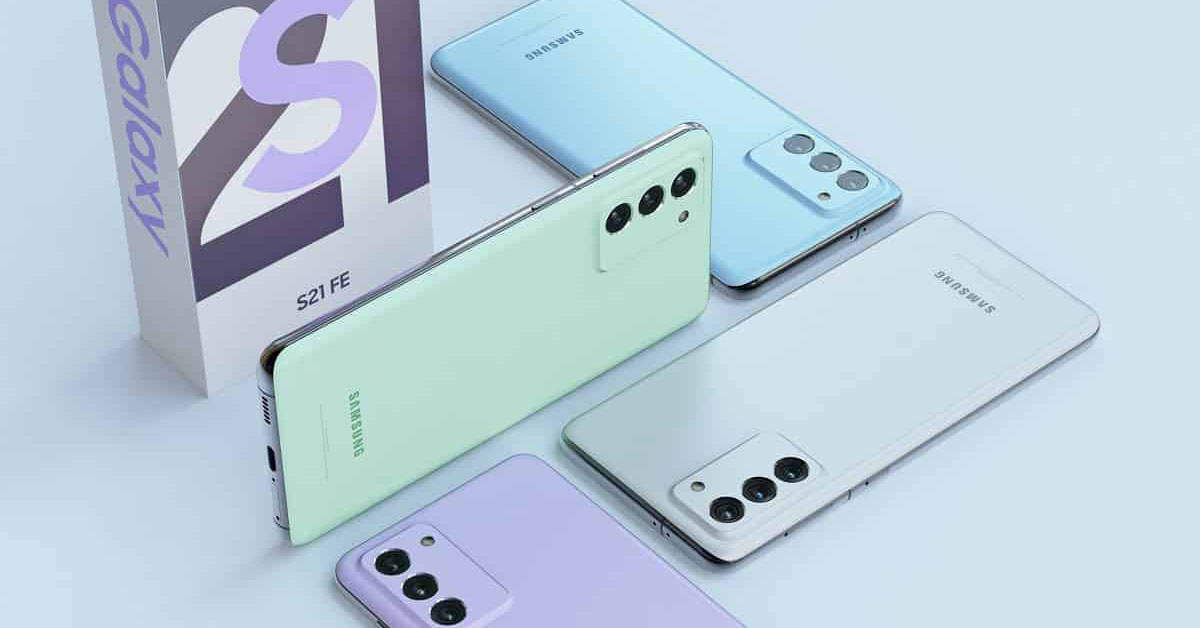 Galaxy S21 FE sẽ đi kèm với viên pin dung lượng lớn hơn phiên bản tiêu chuẩn