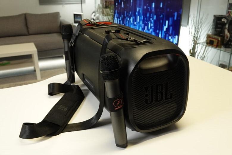 Loa Bluetooth JBL PartyBox On The Go có pin cao