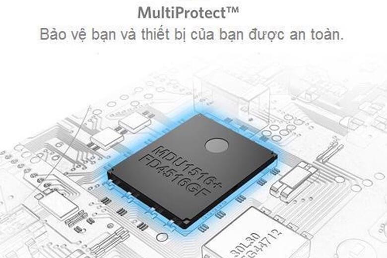 Tính năng MultiProtect
