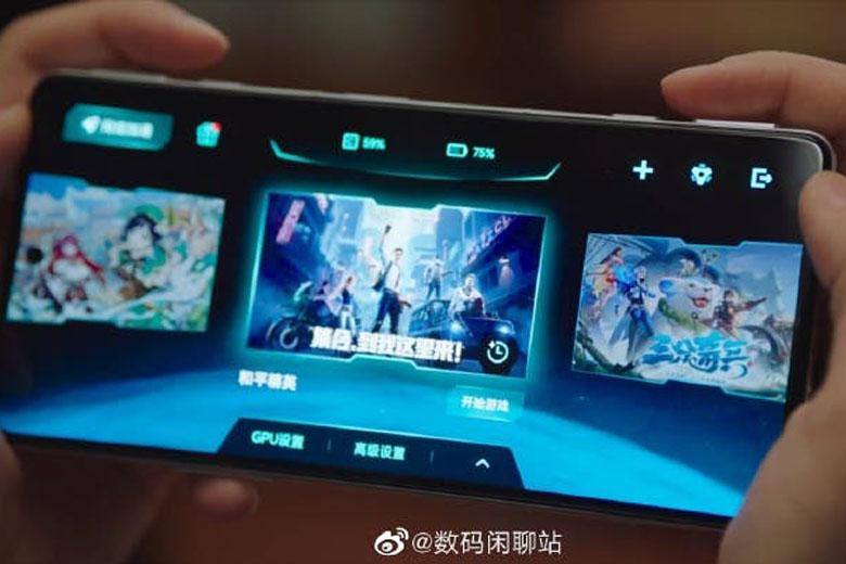 Redmi K40 phiên bản chơi game lộ diện ảnh thực tế