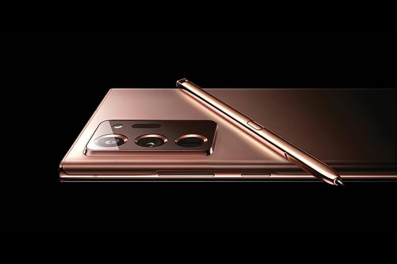 Galaxy Note 20 Ultra được trang bị S-Pen cung cấp cho máy 5 tác vụ mọi nơi dựa trên tác vụ Air Actions từ dòng Galaxy Note 10.