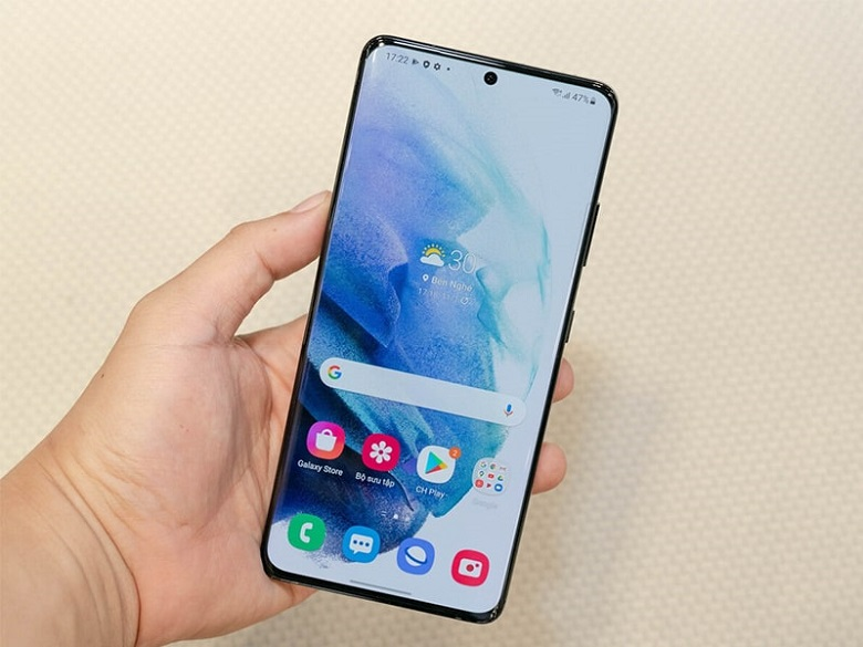 điện thoại Samsung Galaxy S nhiều ưu điểm
