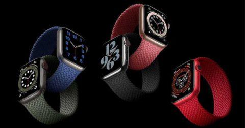 Apple Watch Series 6 là một phần của thế hệ đồng hồ thông minh của Apple