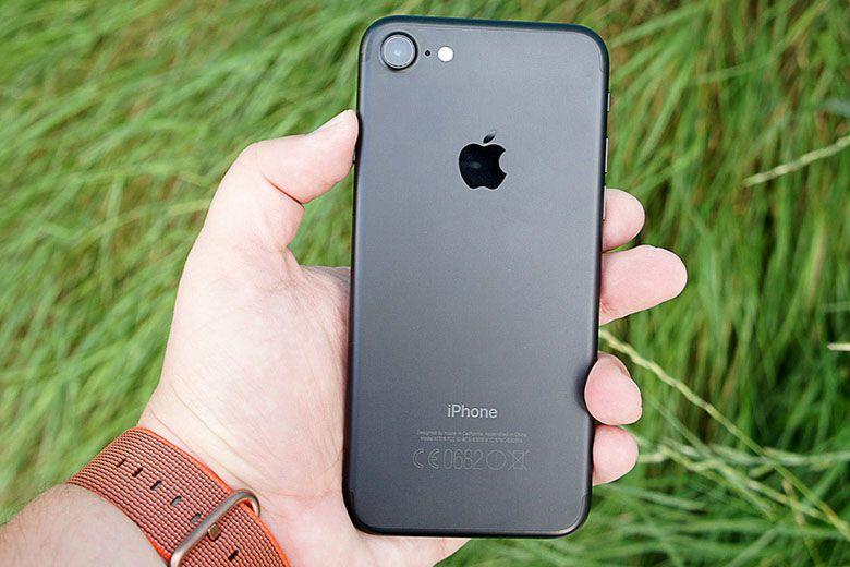 Nguyên nhân khiến pin iPhone 7 bị chai