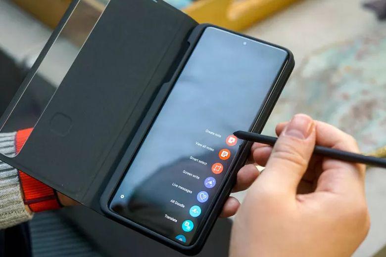 Bộ vi xử lý mạnh mẽ nhất trên dòng điện thoại Galaxy