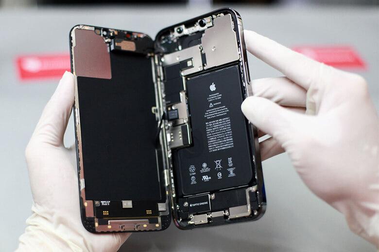 Thay pin iPhone 12 Pro Max xong thì sẽ có 3 cách để bảo vệ pin của máy.