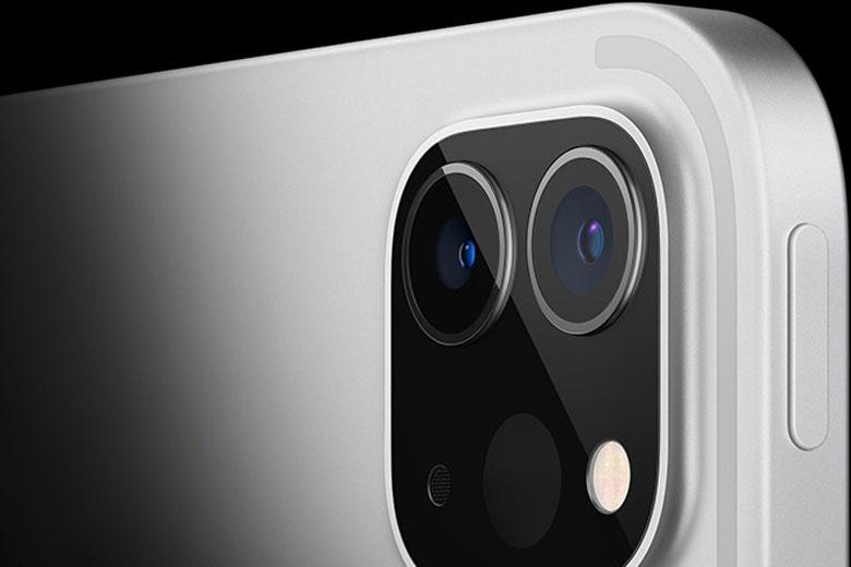 iPad Pro 2021 có camera nâng cấp