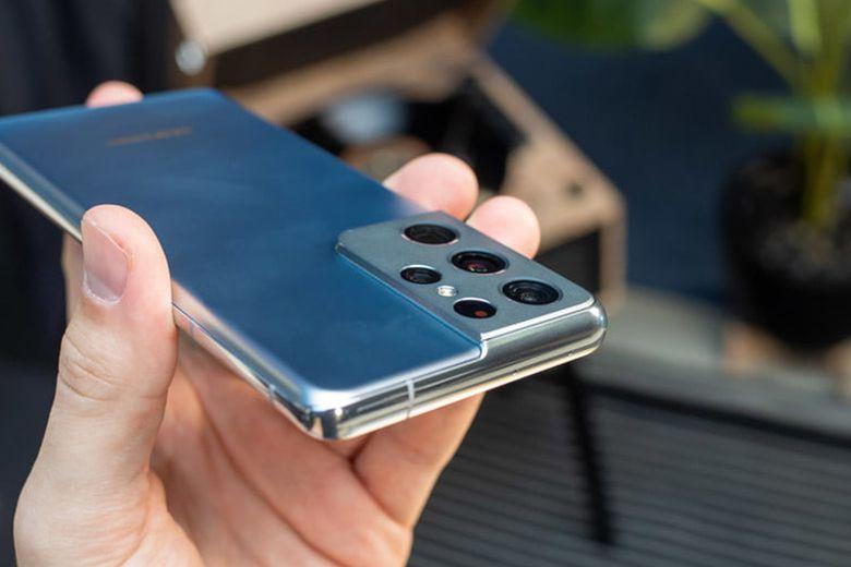 S21 Ultra 5G được trang bị camera góc rộng 108MP độ phân giải lớn nhất trên smartphone