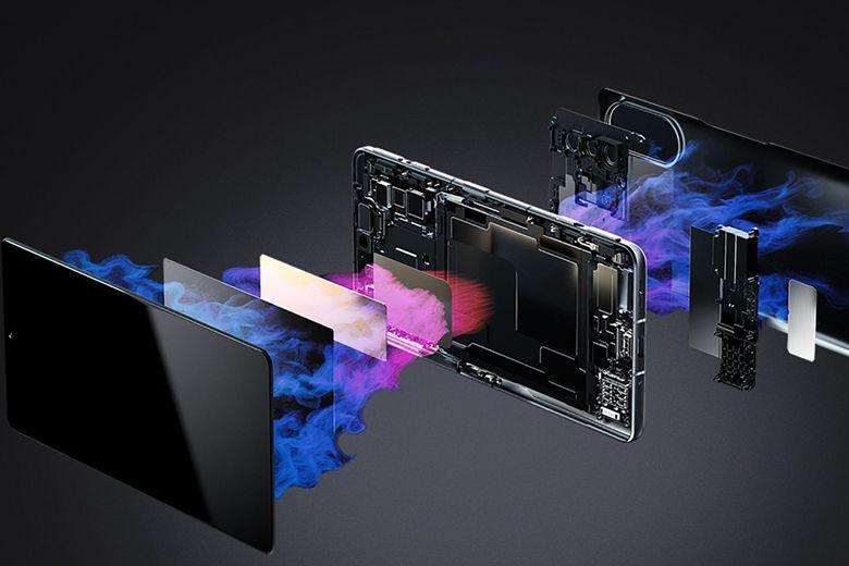 Thiết kế và hiệu suất của Redmi K40 Gaming Edition