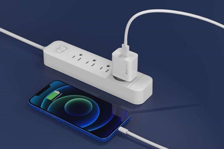 Sản phẩm tương thích với cả iPhone và Android