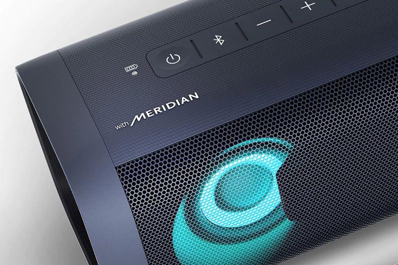 LG XBOOM Go PN5 với công nghệ Meridian mang đến âm thanh chất lượng đẳng cấp