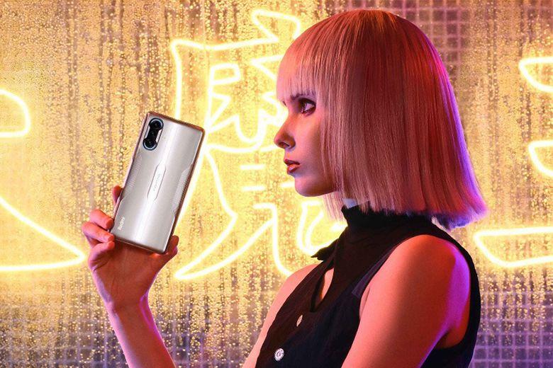 Xiaomi đã cho ra mắt Redmi K40 Gaming Edition tại Trung Quốc ngày hôm qua