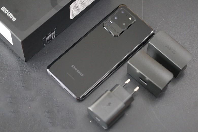 Samsung Galaxy S20 Ultra - Cao cấp nhất, camera chụp ảnh đẹp nhất