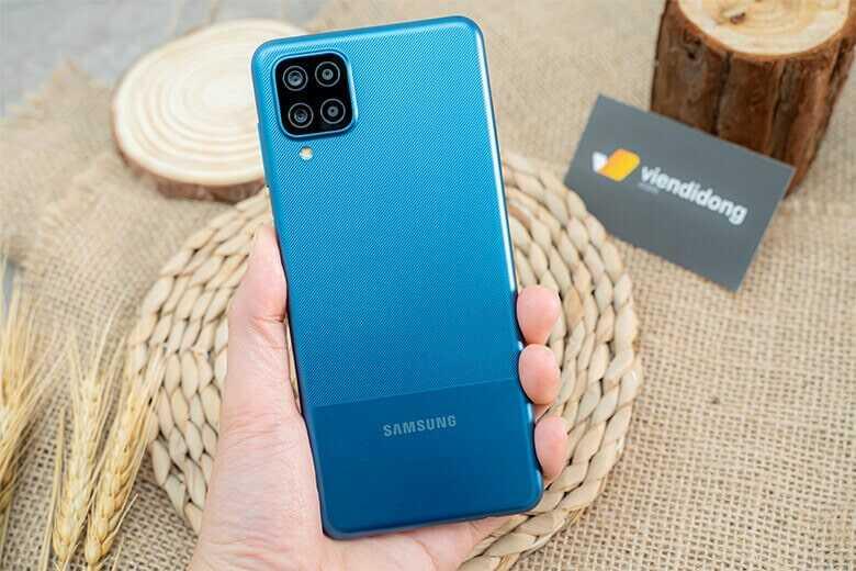 Samsung Galaxy A12 được trang bị chipset 8 nhân MediaTek Helio P35 là một lựa chọn không tồi