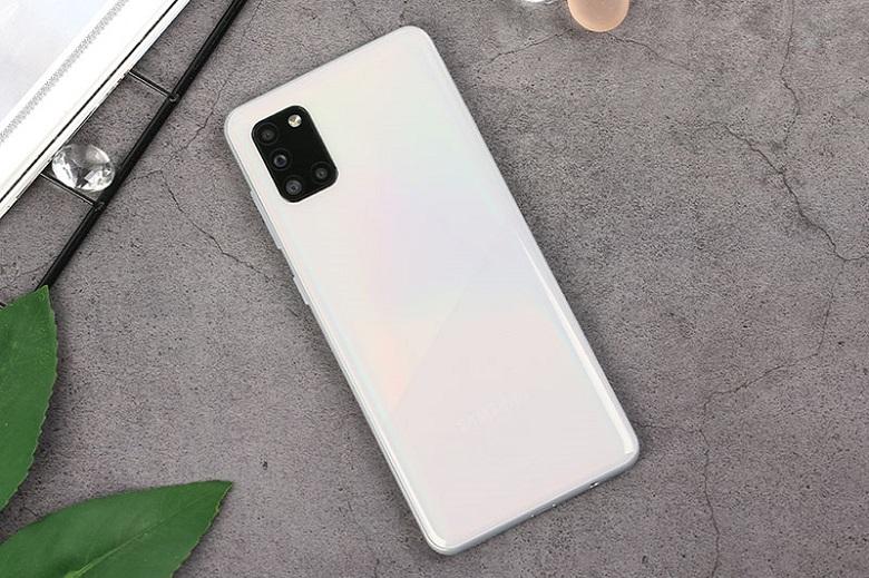 Samsung Galaxy A31 (6GB|128GB) (Nguyên Seal, BHĐT) galaxy a31 camera viedndidong