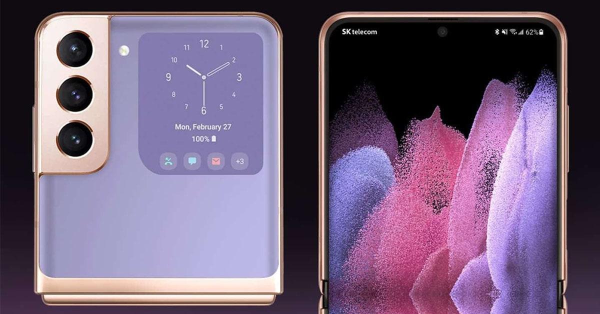 Galaxy Z Flip 3 của Samsung sẽ ra mắt với 8 tùy chọn màu sắc