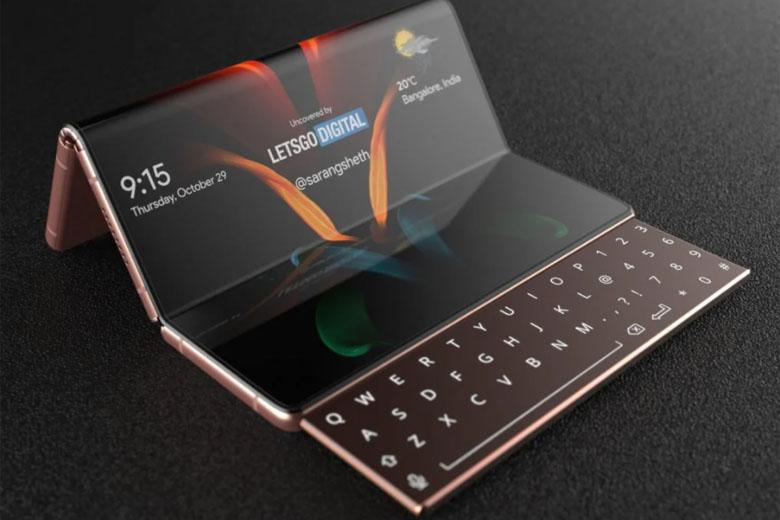 Thiết kế smartphone màn hình gập sắp tới của Samsung có thể sẽ bền bỉ hơn